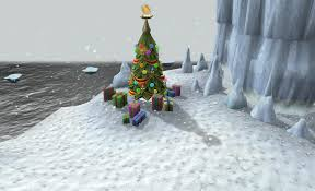 image penguin christmas tree png runescape wiki fandom