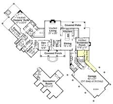 country style house plan 3 beds 3 50 baths 4568 sq ft plan 124 967