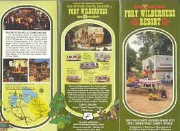 Fort Wilderness Map Fw Scans
