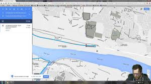 Google Maps Running Route by How To Plan A Cycling Route Using Google Maps Youtube