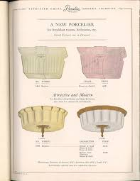 the history of porcelain light fixtures classics for 1920s