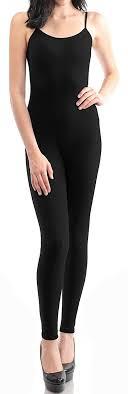 bodysuit jumpsuit amazon com k womens spaghetti bodysuit unitard