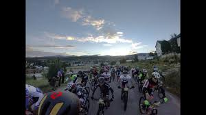 josh lexus of kelowna along for the ride leadville 100 with ryan petry youtube