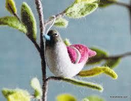 roost carnival bird ornaments nest of eggs ornament modish store