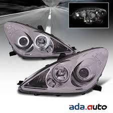 lexus es300 will not start 2002 2003 lexus es300 2004 2006 es330 ccfl halo projector chrome