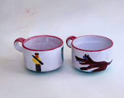 cool cups in the hood red riding hood mug etsy