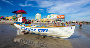 atlantic city new jersey beach boardwalk and entertainment
