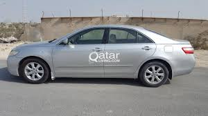 toyota camry limo toyota camry glx 2007 with sunroof qatar living
