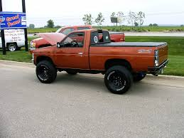 interested in a nissan hardbody d21 pickup me on them