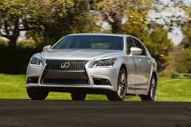 2016 lexus gs 450h facelift debuts with spindle grille 2 0 in first drive 2013 lexus ls 460 automobile magazine