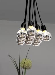 exposed bulb lighting fixtures for a modern or industrial style