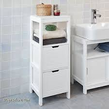 White Bathroom Storage Drawers Small White Bathroom Cabinet Drawers Shelf Wood Storage Unit Floor