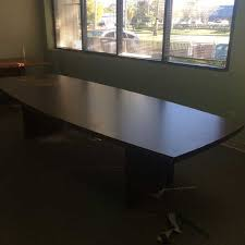 Mahogany Conference Table Used Generic Tables Orlando Used Mahogany Conference Table