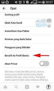 cara membuat akun instagram secara online cara mudah membuat akun instagram menjadi profil bisnis