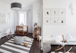 chambre fille design une chambre aux teintes neutres pour le bébé d elodie joli place