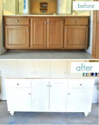 bathroom cabinets painting ideas how do you paint bathroom cabinets sweetdesignman co