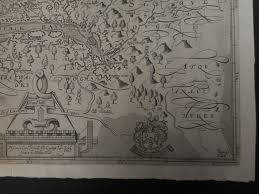 Jamestown Virginia Map 1612 John Smith Virginia Map U2013 Discovered And Discribed By