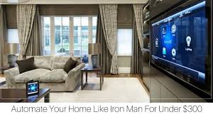 automate your home like iron man for under 300 youtube