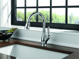 delta leland pull kitchen faucet faucet 9178 ar dst sd in arctic stainless by delta
