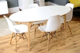 modern glass dining table quilted the dining room new table sets glass as inside white oval