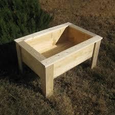 raised garden bed plans gardening ideas