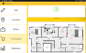 Easy Floor Plans by Floor Plan Creator App