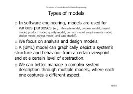 principles of model driven software engineering ppt download
