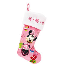 minnie mouse christmas stocking christmas tree shops andthat