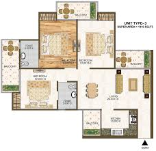 Floor Plan Manual Housing by Welcome To Official Website Of Abril Green Lucknow