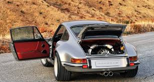 wallpaper classic porsche porsche 911 re imagined by singer car number 4 classic driver