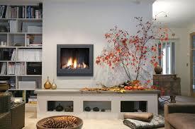 natural wood frame glazed windows rustic and masculine living room