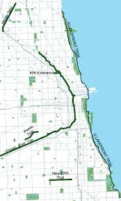 Englewood Chicago Map 606 Points Way To More Chicago Trails Active Transportation Alliance