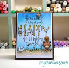 How To Create An Outdoor by How To Create An Outdoor Scene Using Copic Markers My Creative Scoop