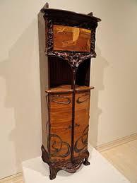 Art Cabinets Art Nouveau Furniture Wikipedia