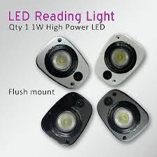 Led Rv Interior Lights Taiwan Rv Eyeball Led Interior Reading Light Map Light Cabin Light
