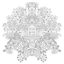 secret garden colouring book postcards 1310 best coloring pages images on drawings