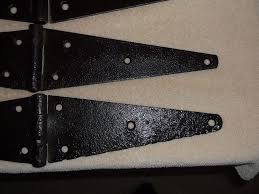 Strap Hinges For Barn Doors by Installing Barn Door Strap Hinges Barn Decorations