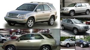 lexus rx 2003 2003 lexus rx news reviews msrp ratings with amazing images