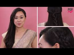 farewell hairstyles 2 quick and pretty hairstyles for your farewell hairstyles with