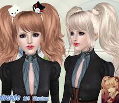 sims 3 hair custom content sims 3 female hair custom content downloads