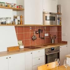 plan de travail carrelé cuisine crédence et plan de travail les bonnes associations côté maison