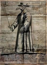real plague doctor mask history of the black and the plague doctor