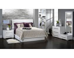 bedroom milano platform bedroom furniture the collection fashion