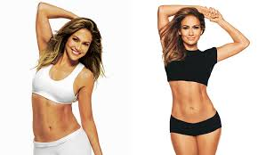 j lo jennifer lopez gives a detailed glimpse into her fitness routine
