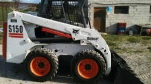 bobcat s150 skid steer loader service repair workshop manual