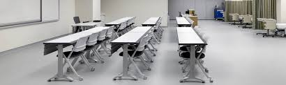training chairs with tables training room furniture