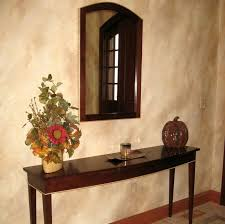 foyer mirrors foyer table and mirror set foyer design design ideas