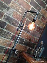 Plumbing Pipe Floor Lamp by Floor Lamps U2013 Peared Creation