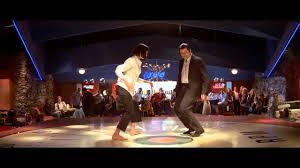 Hit The Floor Pool Dance Scene - quentin tarantino pulp fiction dancing scene youtube