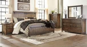 Bedroom Furniture Collections Lakeleigh Brown Bedroom Furniture Collection For 299 94